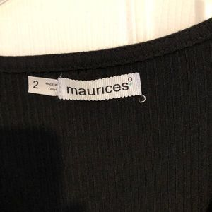 Maurice's plus size dress, size 2